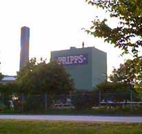 Pripps Bryggeri i Högsbo
