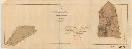 Skändla Nordgården 1863