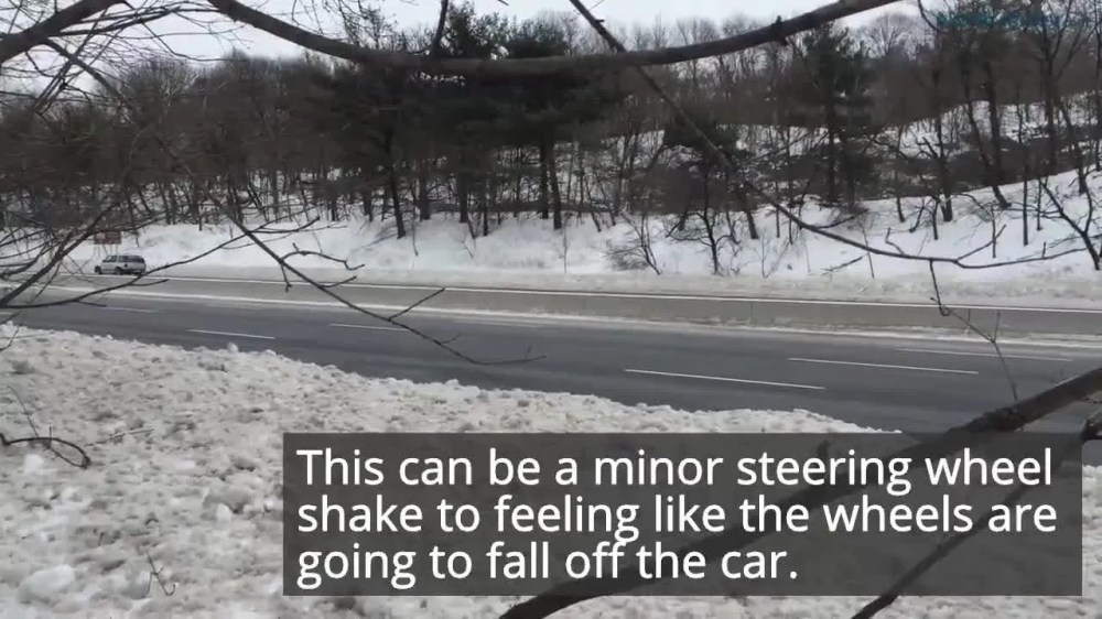 medium resolution of why is my car shaking after the snow storm