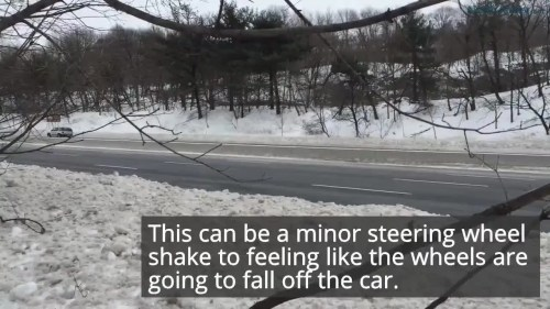 small resolution of why is my car shaking after the snow storm