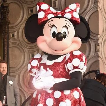 minnie mouse finally gets