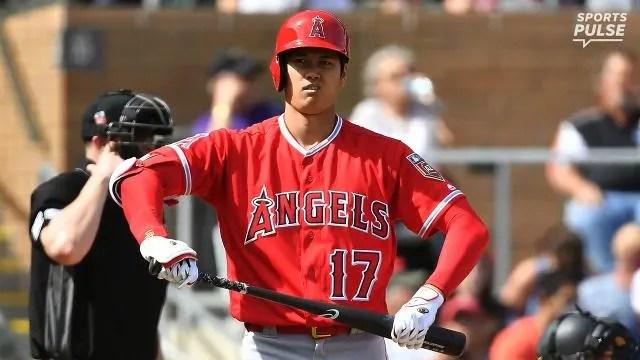 MLB spring training: Shohei Ohtani slowly adjusts