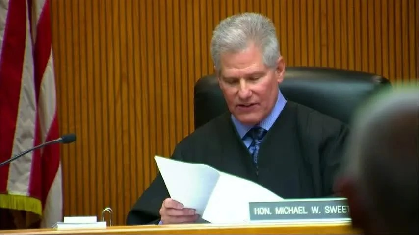 wheelchair killer office chair neck pillow golden state suspect on suicide watch appears in court placed