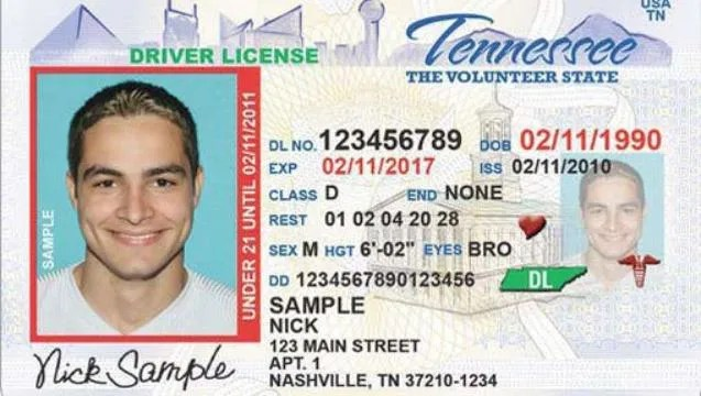 Tennessee Driver S Licenses Will Be
