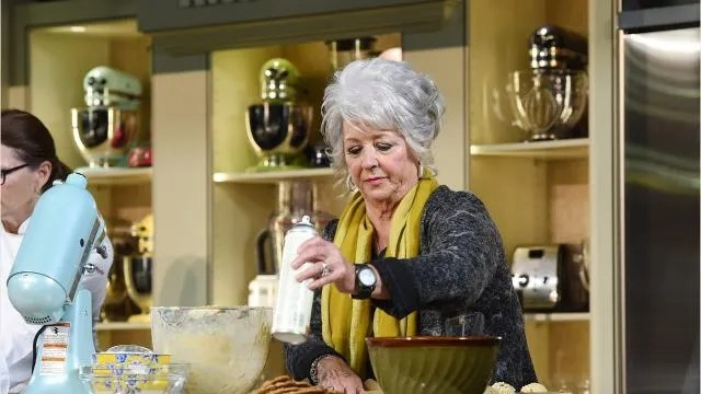paula deen kitchen distressed cabinets employees at s family in pigeon forge not fired