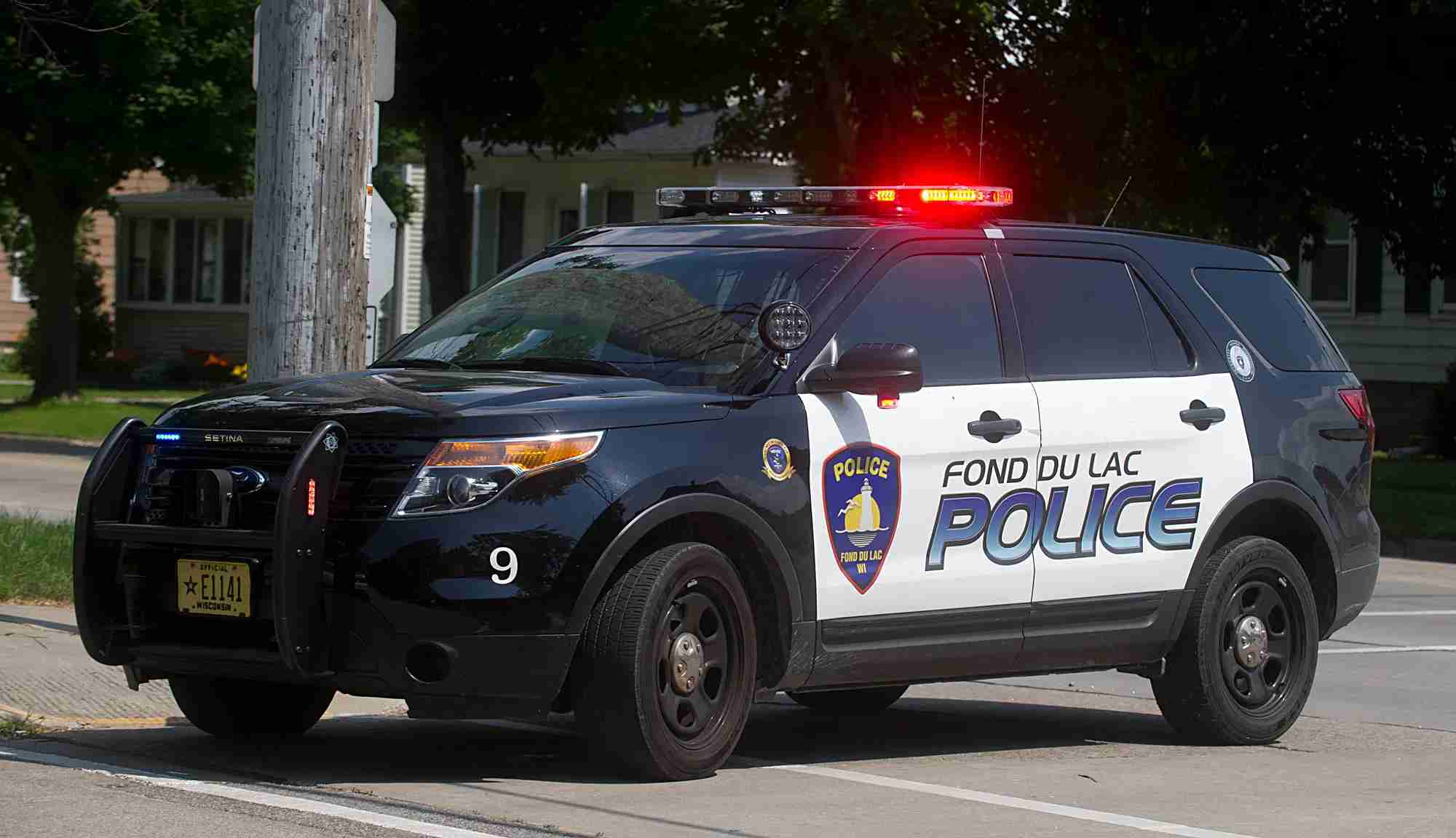 medium resolution of suvs replacing old police squad cars