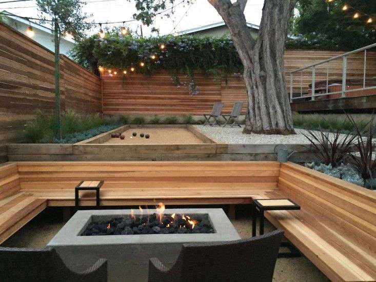 the new outdoor living room 10