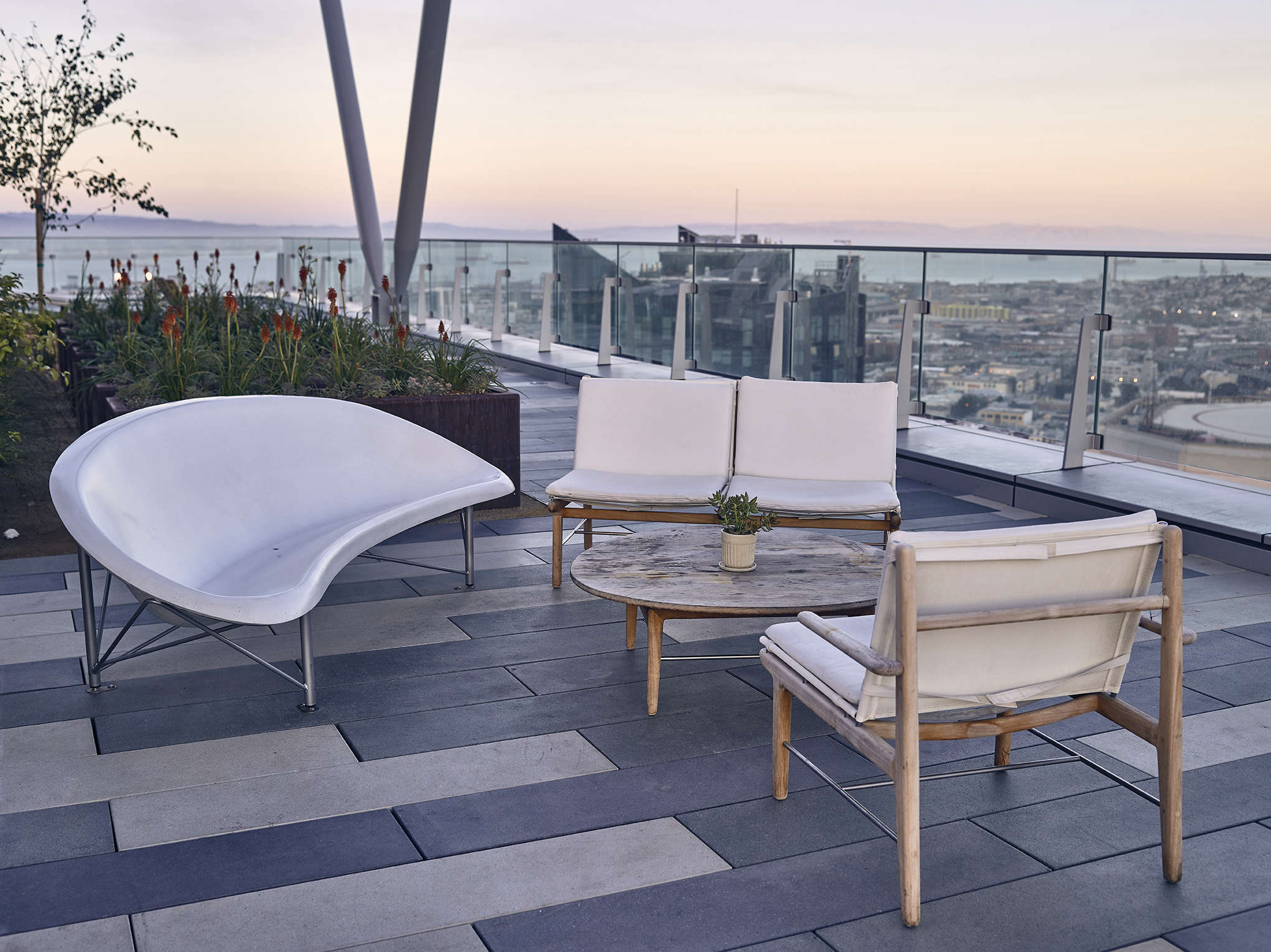 hot seat heated outdoor furniture