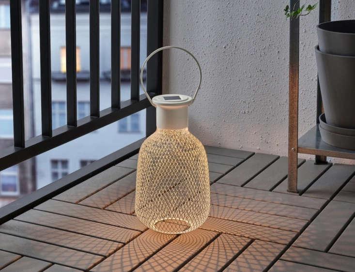 portable modern outdoor led lanterns