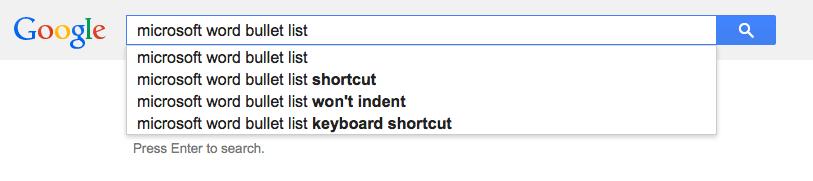 google it screenshot