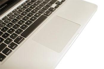 un touchpad portátil