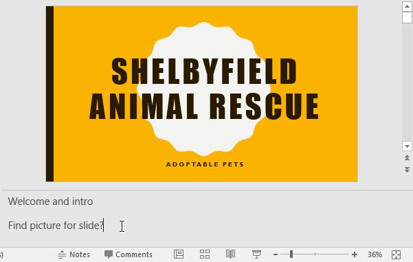 Adding notes - www.office.com/setup