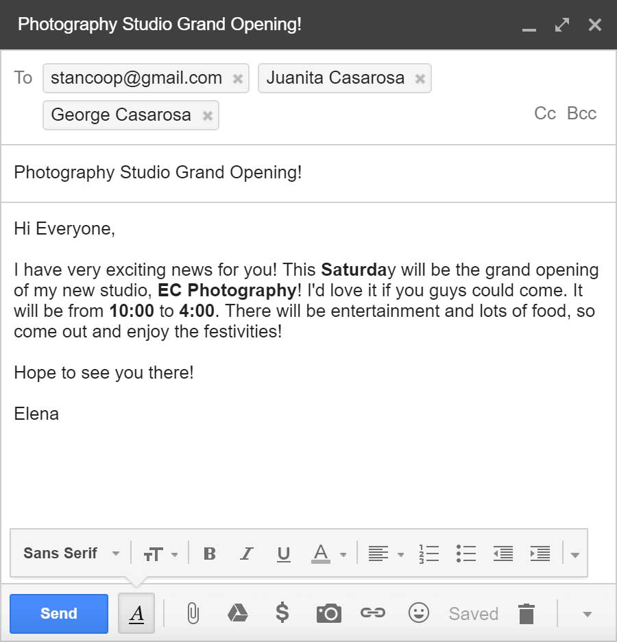Sending Resume For Job Via Email Samples Writing Should