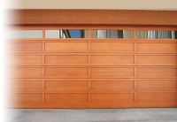 Custom wood garage doors, entrance gates manufacturer ...