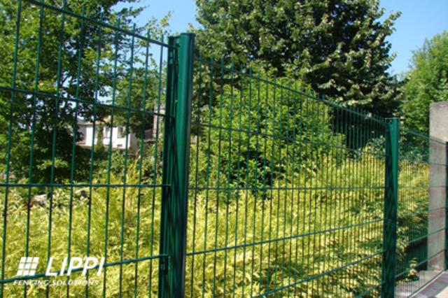 Clôturer Son Jardin  Les Différents Types De Clôtures