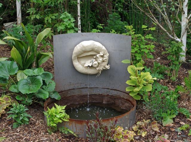 fontaine de jardin installation facile