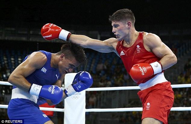 BoxingWalid Mohamed Rio2016