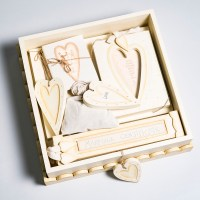 Wedding Box Gift Set | Wedding Gifts | GettingPersonal.co.uk