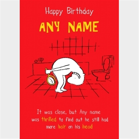 Personalised Rude Cards GettingPersonal Co Uk