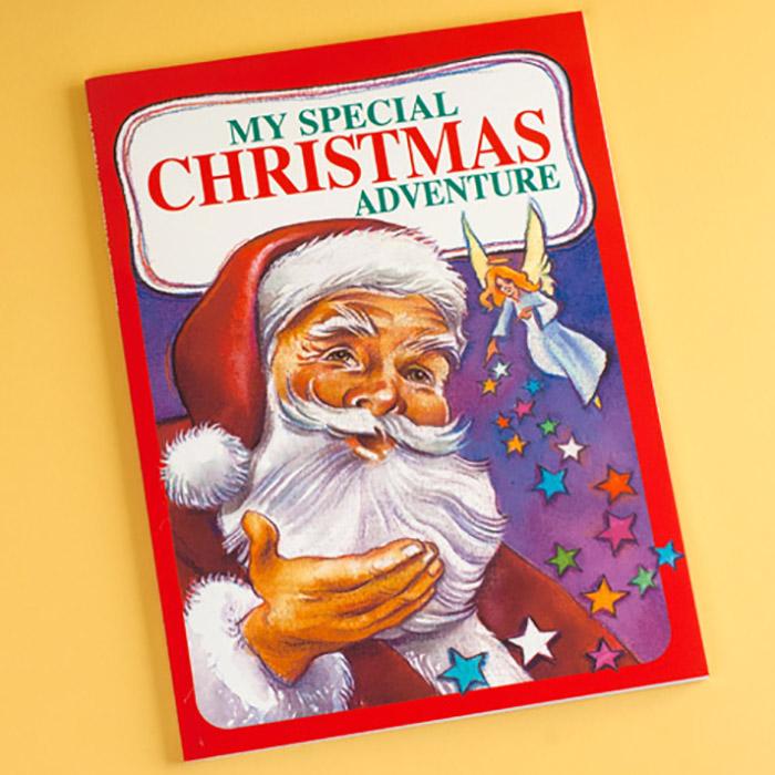 personalised adventure book christmas