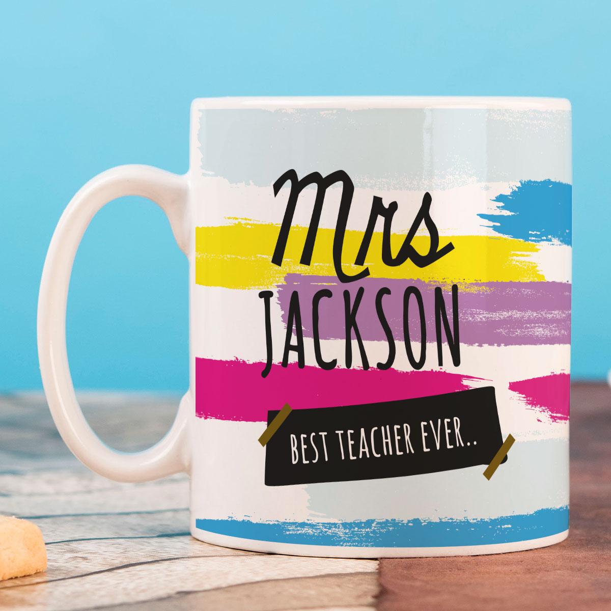 teacher gifts thank you
