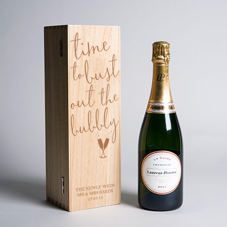 personalised champagne gettingpersonal co