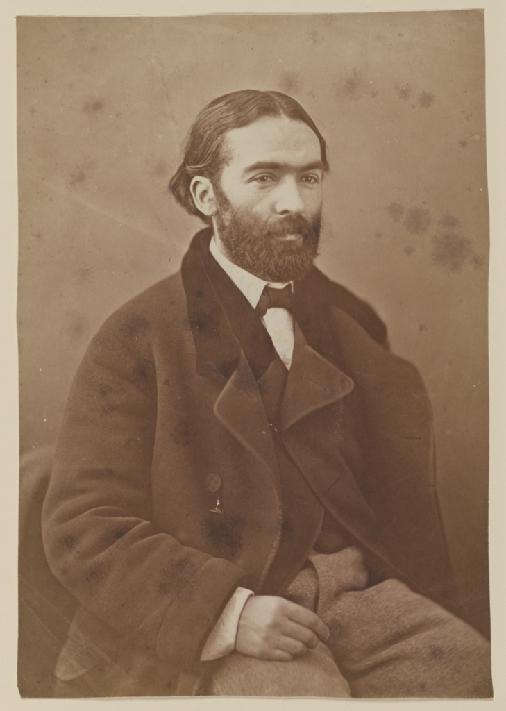 Felix Tournachon En 5 Lettres : felix, tournachon, lettres, Paulin, Niboyet,, H[omm]e, Lettres, (Getty, Museum)