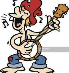 banjo hillbilly [ 901 x 1024 Pixel ]