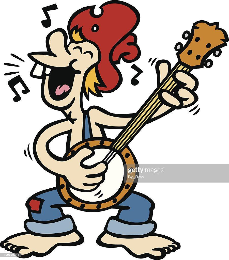 hight resolution of banjo hillbilly