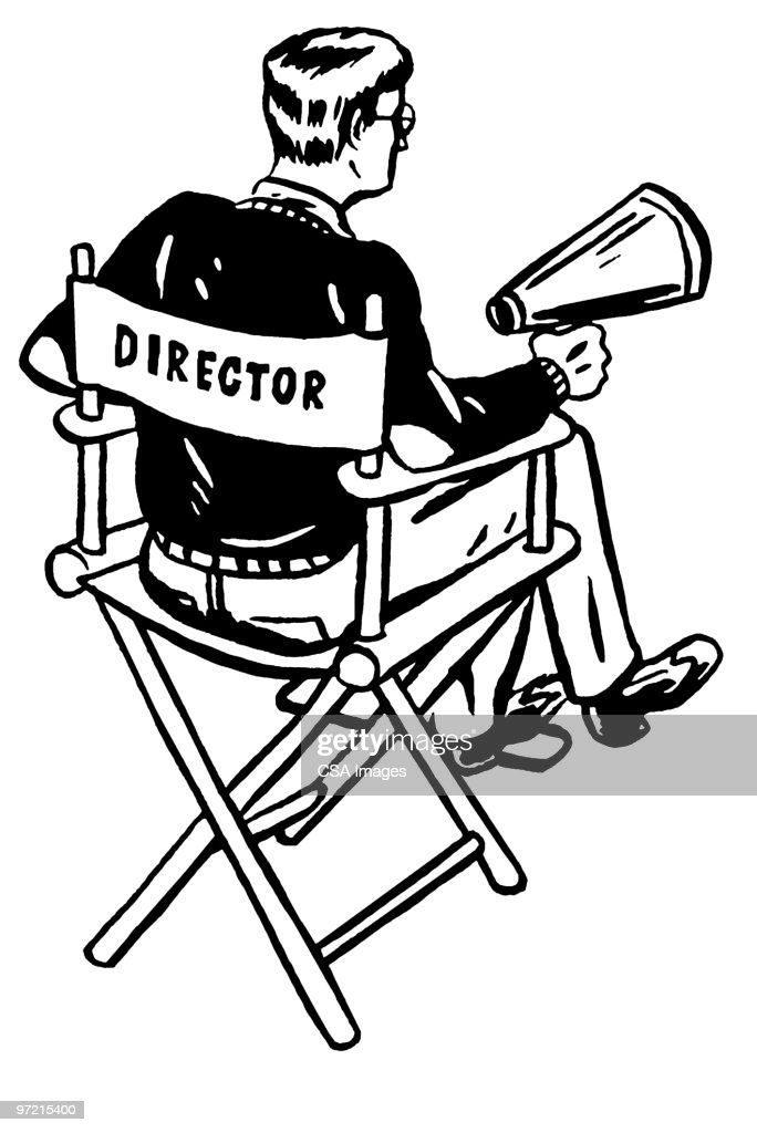 60 Top Director Stock Illustrations Clip art Cartoons