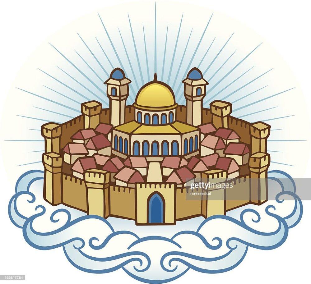 medium resolution of heavenly jerusalem