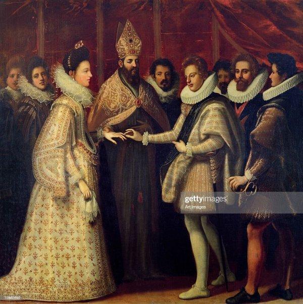 Marriage Of Catherine De Medici Fine Art - Getty