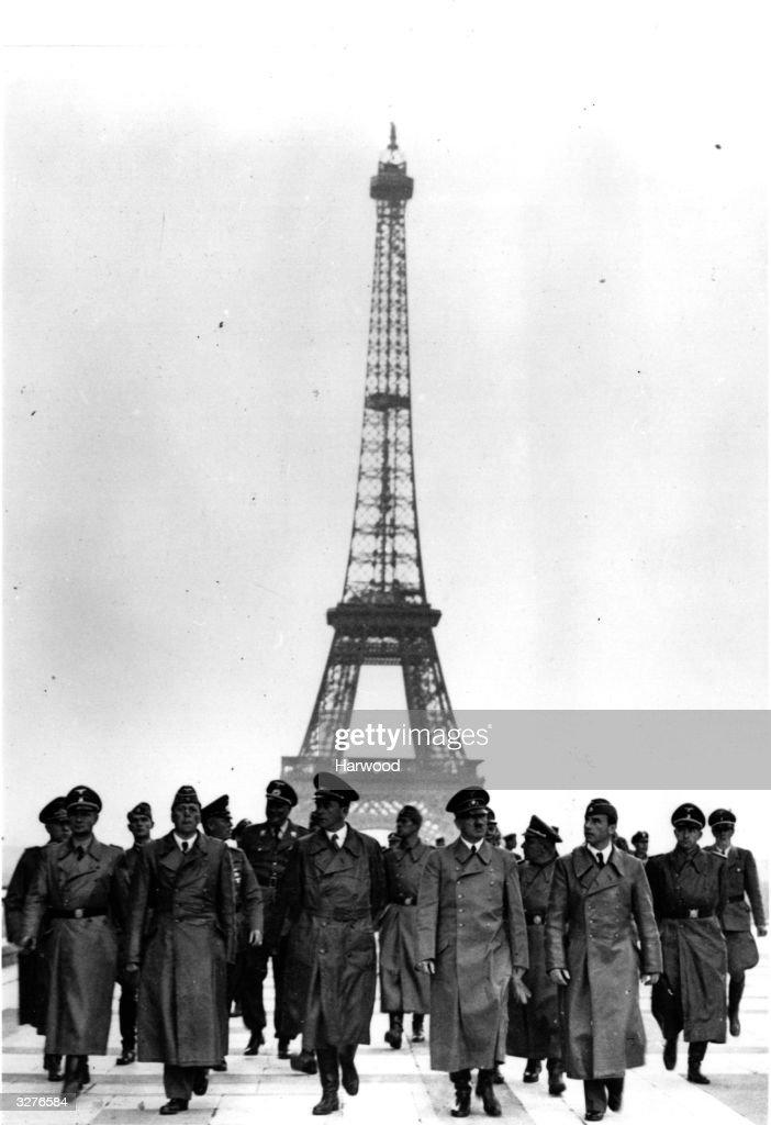 14 Jun 1940 Germany Occupies Paris  Getty Images
