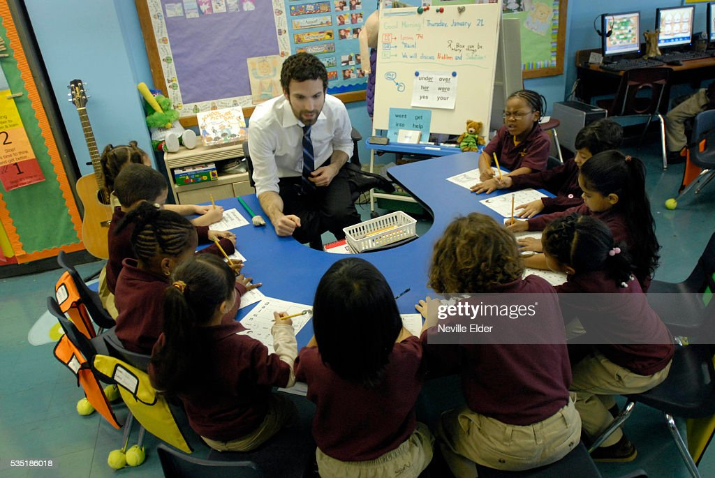 Achievement first bushwick elementary academy in brooklyn is  charter school based on the successful amistad also excel stock photos and pictures rh gettyimages