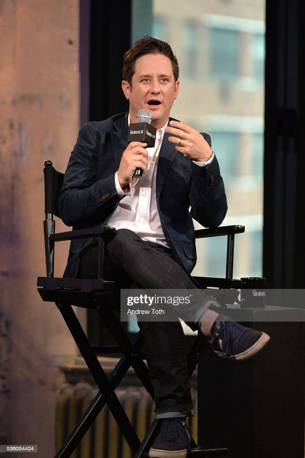 AOL Build Speaker Series Christopher Fitzgerald