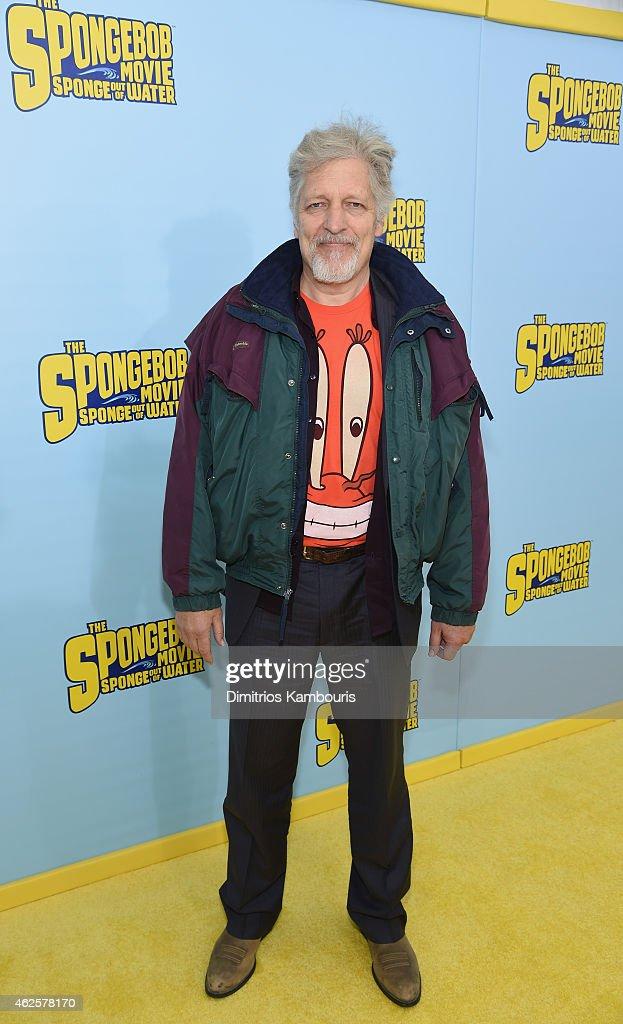 Mr Krabs Voice : krabs, voice, Actor, Clancy, Brown,, Voice, Krabs, Attends, World, Premiere, Of..., Photo, Getty, Images
