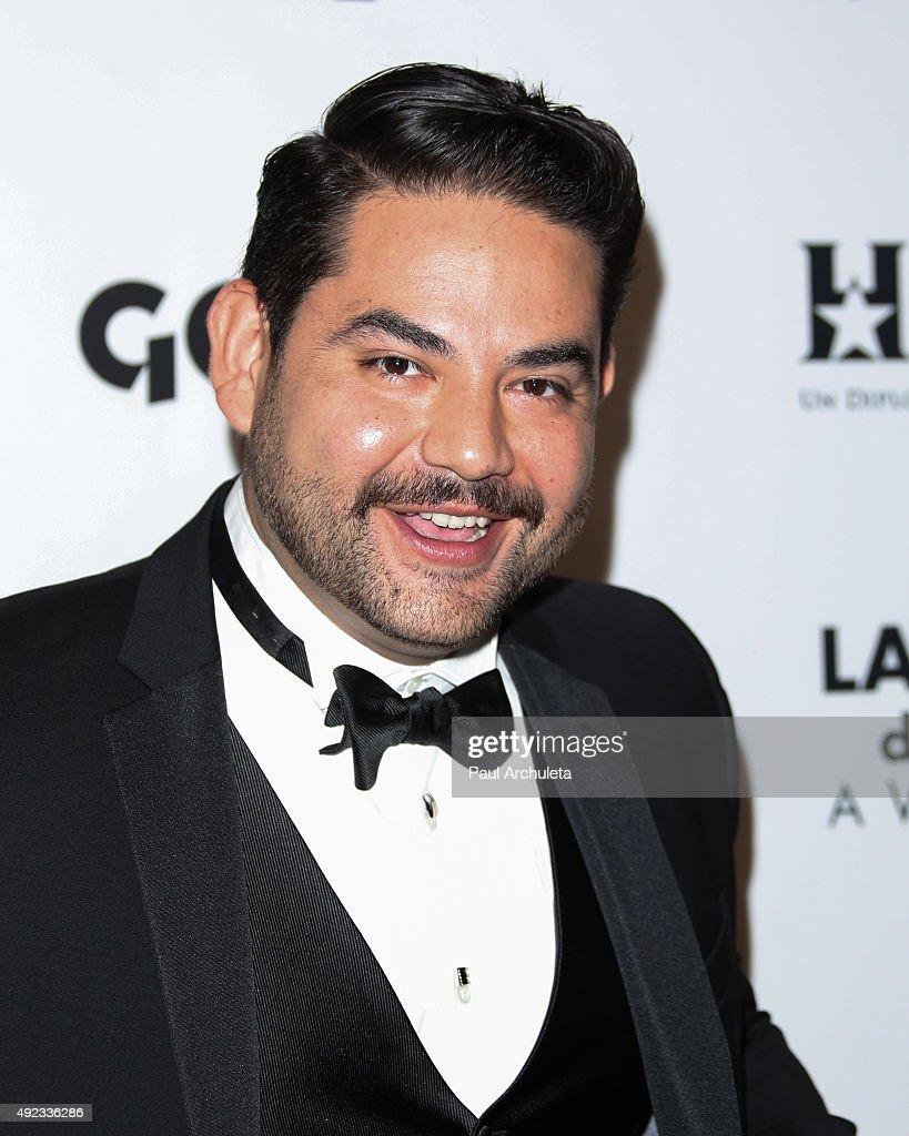 Actor Juan Gabriel Pareja attends the 2015 Latinos De Hoy Awards at... News Photo - Getty Images