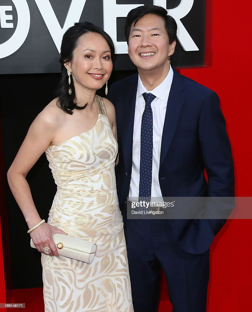 Ken Jeong Wife Stock Photos And Pictures Getty Images