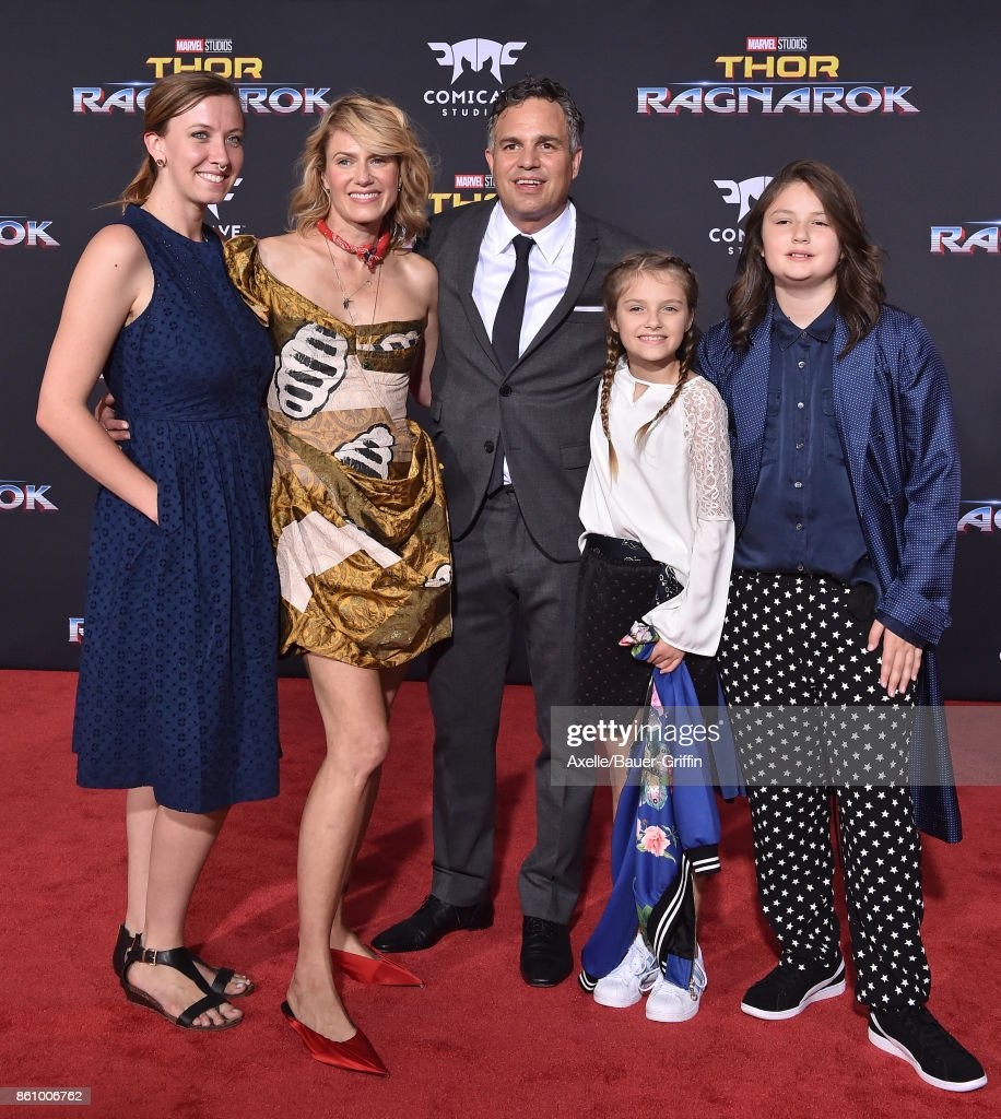 World's Best Mark Ruffalo And Wife Stock Pictures. Photos. and Images - Getty Images