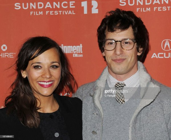 """celeste And Jesse "" Premiere - 2012 Sundance Film Festival Getty"