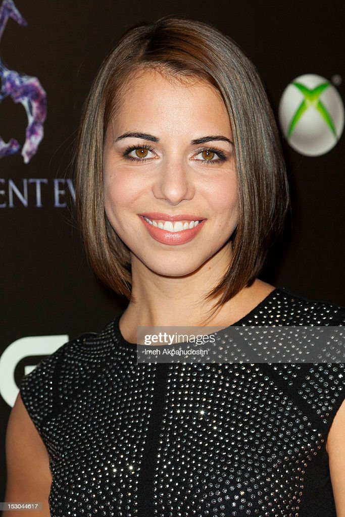 Actress Laura Bailey Attends Ign S Party Celebrating The