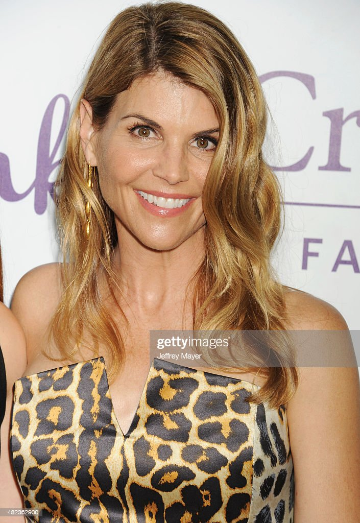 Actress Lori Loughlin Attends The Summer Tca Tour