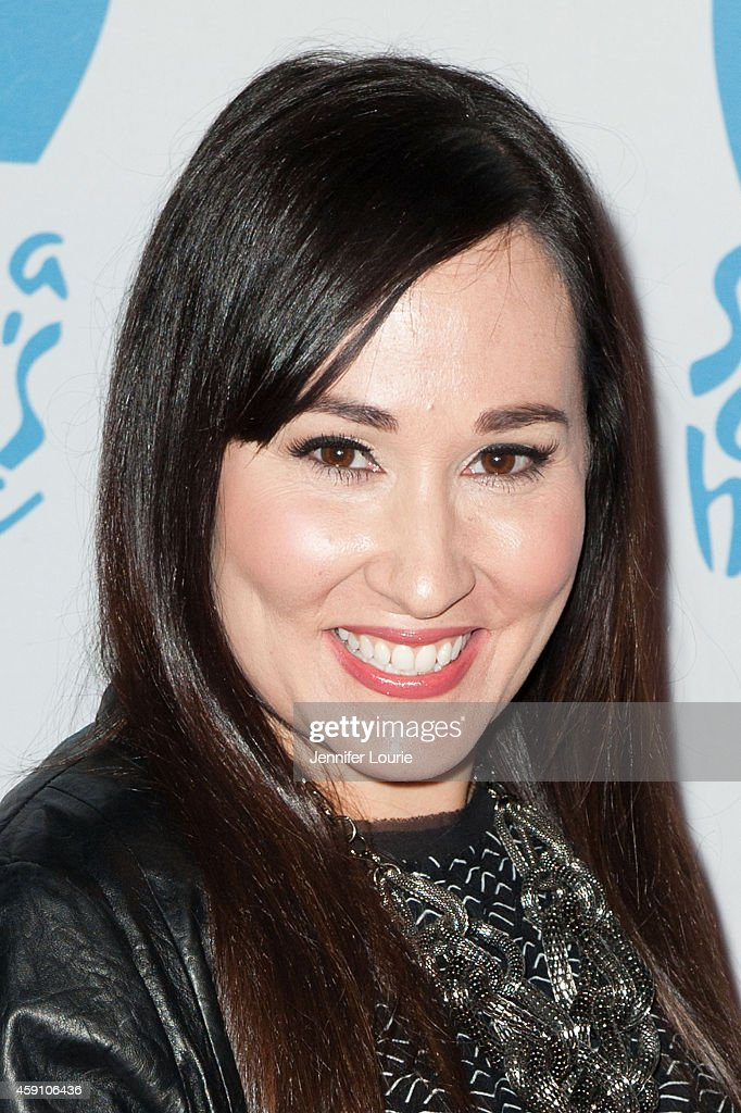 Actress Meredith Eaton arrives at Save A Child's Heart Celebration &... Nachrichtenfoto - Getty Images