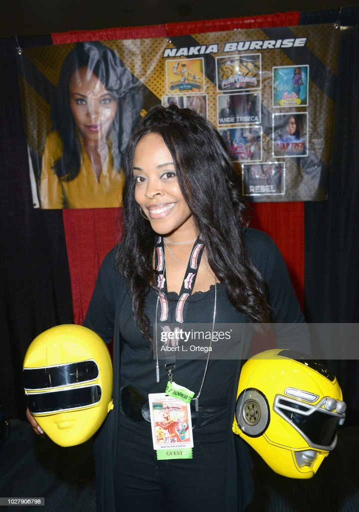 Power Morphicon 2018 Location : power, morphicon, location, Actress, Nakia, Burrise, Attends, Power, Morphicon, Anaheim..., Photo, Getty, Images