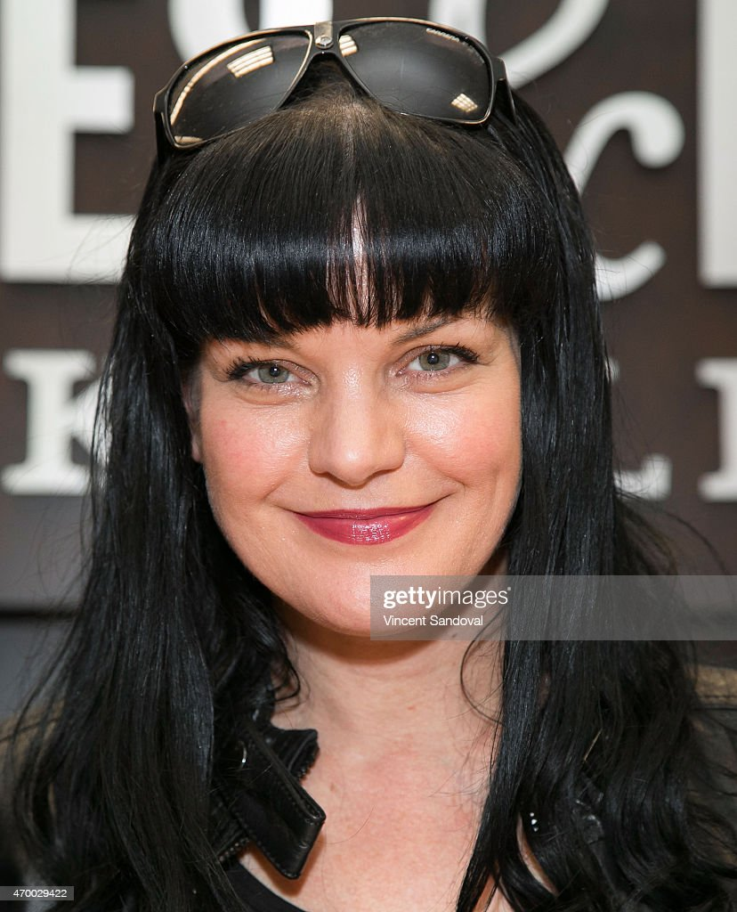Pauley Perrette Stock Photos And Pictures Getty Images