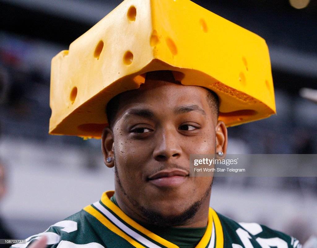 Cheesehead Hat Stock Photos and Pictures Getty Images