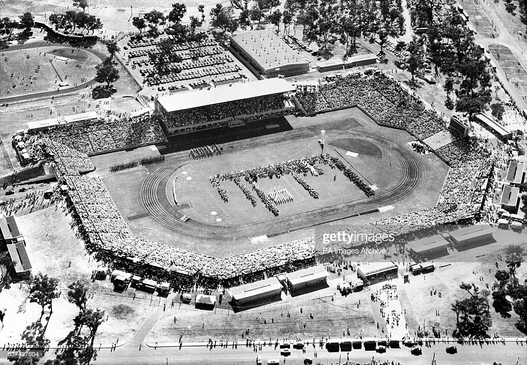 7th British Empire And Commonwealth Games Perth