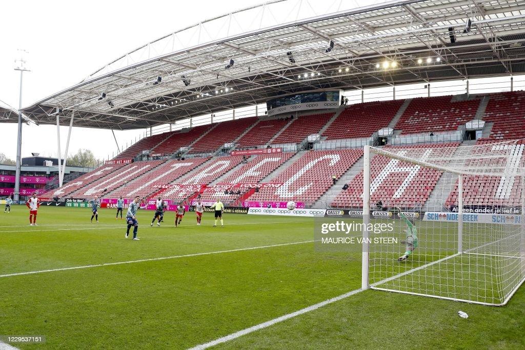 https www gettyimages at fotos stadion galgenwaard