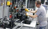 Diesel Pump Manufacture Inside A Robert Bosch GmbH Plant