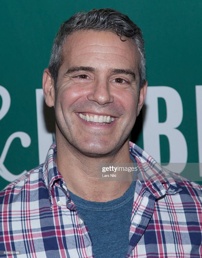 USA 'The Andy Cohen Diaries A Deep Look At A Shallow Year' Book
